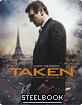 Taken (2008) - Limited Edition Steelbook (UK Import) Blu-ray