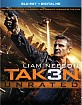 Taken 3 (2015) - Theatrical and Unrated (Blu-ray + UV Copy) (Region A - US Import ohne dt. Ton) Blu-ray