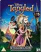 Tangled 3D - Zavvi Exclusive Limited Edition Lenticular Steelbook (Blu-ray 3D + Blu-ray) (UK Import ohne dt. Ton) Blu-ray
