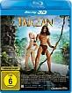 Tarzan (2013) 3D (Blu-ray 3D) Blu-ray