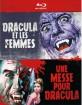 Dracula et les femmes & Une messe pour Dracula  - Double Feature (FR Import) Blu-ray