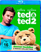 Ted 1+2 (Doppelset) Blu-ray