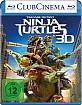 Teenage Mutant Ninja Turtles (2014) 3D (Blu-ray 3D) Blu-ray