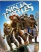 Želvy Ninja 3D - Steelbook (Blu-ray 3D + Blu-ray) (CZ Import ohne dt. Ton) Blu-ray