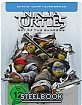 Teenage Mutant Ninja Turtles: Out of the Shadows 3D - Limited Steelbook Edition (Blu-ray 3D + Blu-ray + Bonus Blu-ray) Blu-ray