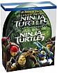 Teenage Mutant Ninja Turtles: 2-Movie Pack 3D - Exclusive Shell Case Edition (Blu-ray 3D + Blu-ray + Digital Copy) (UK Import) Blu-ray