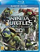 Teenage Mutant Ninja Turtles: Out of the Shadows 3D (Blu-ray 3D + Blu-ray) (SE Import) Blu-ray