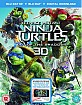 Teenage Mutant Ninja Turtles: Out of the Shadows 3D (Blu-ray 3D + Blu-ray + Digital Copy) (UK Import ohne dt. Ton) Blu-ray