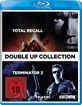 Terminator 2 - Tag der Abrechnung + Total Recall - Die totale Erinnerung (Double-Up Collection) Blu-ray