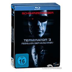 Steelbook Terminator 3