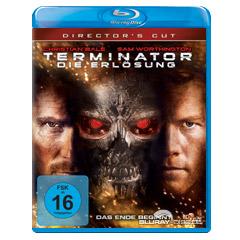 Terminator - Die Erlösung - Directors Cut Blu-ray