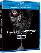 Terminator: Génesis 3D (Blu-ray 3D + Blu-ray + DVD) (ES Import) Blu-ray