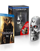 Terminator: Genisys (2015) 3D - Limited Collector's Edition (Blu-ray 3D + Blu-ray + UV Copy) (FR Import) Blu-ray