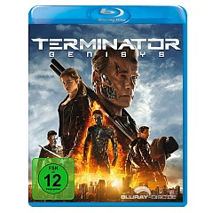 Terminator: Genisys (2015) Blu-ray