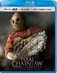 Texas Chainsaw 3D (Blu-ray 3D + Blu-ray + DVD) (Region A - CA Im Blu-ray
