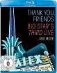 Thank You, Friends - Big Star's Third Live... And More  (Blu-ray + 2 CD) Blu-ray