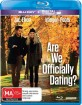 Are We Officially Dating? (Blu-ray + UV Copy) (AU Import ohne dt. Ton) Blu-ray