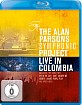 The Alan Parsons Project - Symphonic (Live in Colombia) Blu-ray