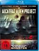 The Alcatraz Alien Project Blu-ray