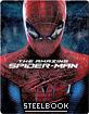 The Amazing Spider-Man 3D - Steelbook (Blu-ray 3D + Blu-ray + DVD + UV Copy) (US Import ohne dt. Ton) Blu-ray