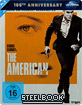 The American (2010) (100th Anniversary Steelbook Collection) Blu-ray