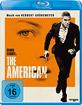 The American (2010) Blu-ray