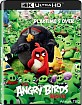 The Angry Birds Movie 4K (4K UHD + Blu-ray 3D + Blu-ray + UV Copy) (US Import ohne dt. Ton) Blu-ray