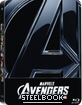 The Avengers 3D - Steelbook (Blu-ray 3D + Blu-ray) (IT Import ohne dt. Ton) Blu-ray
