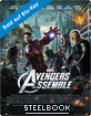 The Avengers 3D - Steelbook (Blu-ray 3D) (NL Import ohne dt. Ton) Blu-ray
