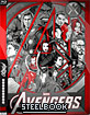The Avengers - Blufans Exclusive Limited Mondo X Steelbook Regular Slip Edition (CN Import ohne dt. Ton) Blu-ray