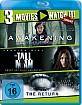 The Awakening (2011) + The Tall Man + The Return (2006) (3-Disc Set) Blu-ray