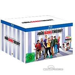 The Big Bang Theory - Die komplette Staffel eins - neun (inkl. Trivial Pursuit) (Limited Edition) Blu-ray