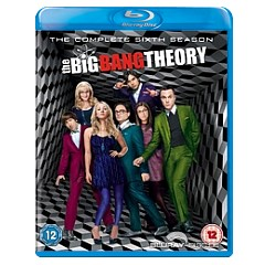 The Big Bang Theory: The Complete Sixth Season (UK Import ohne dt. Ton) Blu-ray