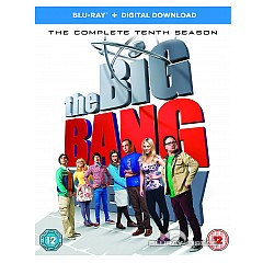 The Big Bang Theory: The Complete Tenth Season (Blu-ray + UV Copy) (UK Import ohne dt. Ton) Blu-ray