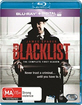 The Blacklist: The Complete First Season (Blu-ray + UV Copy) (AU Import ohne dt. Ton) Blu-ray