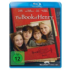 The Book of Henry (Blu-ray + UV Copy) Blu-ray