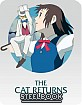 The Cat Returns (2002) - Zavvi Exclusive Limited Edition Steelbook (Blu-ray + DVD) (UK Import ohne dt. Ton) Blu-ray