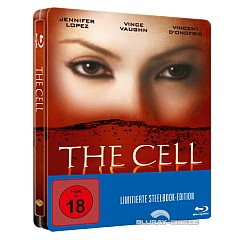 The Cell (2000) (Limited Steelbook Edition) Blu-ray