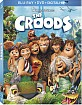 The Croods (Blu-ray + DVD) (US Import ohne dt. Ton) Blu-ray