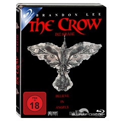 The Crow (1994) - Limited Edition Steelbook Blu-ray