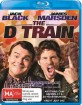 The D Train (AU Import ohne dt. Ton) Blu-ray