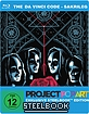 The Da Vinci Code - Sakrileg - Extended Cut (Limited Edition Gallery 1988 Steelbook) Blu-ray