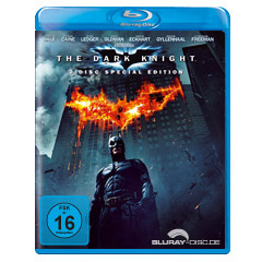 The Dark Knight (2 Disc Special Edition) Blu-ray