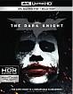 The Dark Knight 4K (4K UHD + Blu-ray + UV Copy) (US Import ohne dt. Ton) Blu-ray