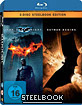 The Dark Knight / Batman Begins - Bundle - Steelbook Blu-ray