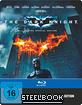 The Dark Knight (Limited Edition Steelbook) (Neuauflage) Blu-ray