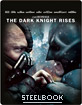 The Dark Knight Rises - Limited Edition Steelbook (UK Import) Blu-ray