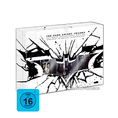 The Dark Knight Trilogie (Ultimate Collector's Edition) Blu-ray