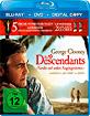 The Descendants - Familie und andere Angelegenheiten (Blu-ray + DVD + Digital Copy) Blu-ray