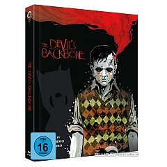 The Devil's Backbone (2001) (Limited Mediabook Edition) (Cover A) Blu-ray
